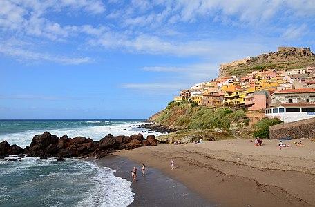 File:Castelsardo (Sardinia, Italy)