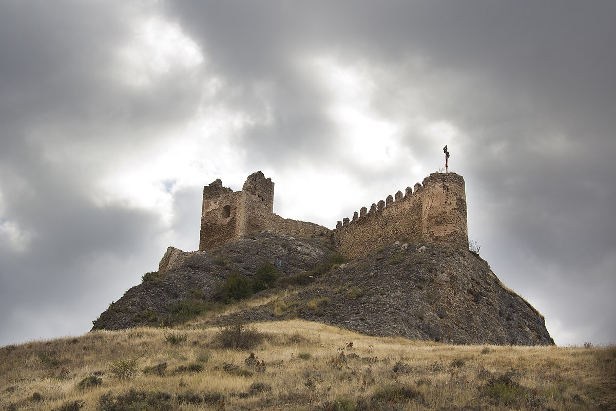 Castle Of Clavijo Wikipedia