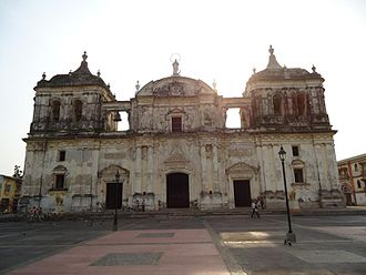 León, Nicaragua - The Assumption Cathedral