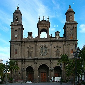 Image illustrative de l'article Cathédrale des Canaries