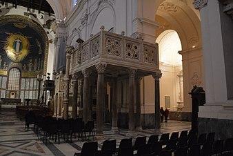 Cattedrale di salerno wikipedia for Aggiornare le colonne del portico