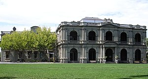 Caulfield Grammar School - Valentine's Mansion at Malvern Campus
