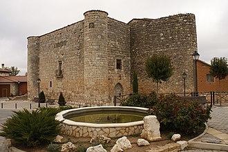 Cavia, Province of Burgos - Image: Cavia castillo 01