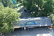 Cedar Point Cadillac Cars from Sky Ride (14855738762).jpg