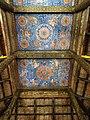 Ceiling Detail - Wat Maha Leap Wooden Pagoda - Near Kampong Cham - Cambodia - 01 (48362781577).jpg