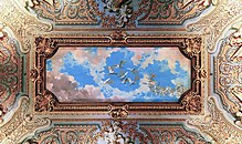 "Ceiling of the ""Sala da ballo"" in Galleria Doria Pamphilj (Roma).jpg"