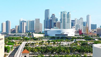 Central de Downtown Miami