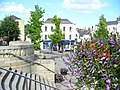 Central Plaza in Chepstow - geograph.org.uk - 1415417.jpg