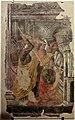 Cerchia di andrea del castagno, martirio di san tommaso apostolo, 1400-50 ca., dale demolizioni del vecchio centro.jpg