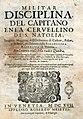 Cervellini, Enea – Militar disciplina, 1617 – BEIC 11375053.jpg
