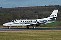 Cessna Citation Bravo 'N60LW' (12206787674).jpg