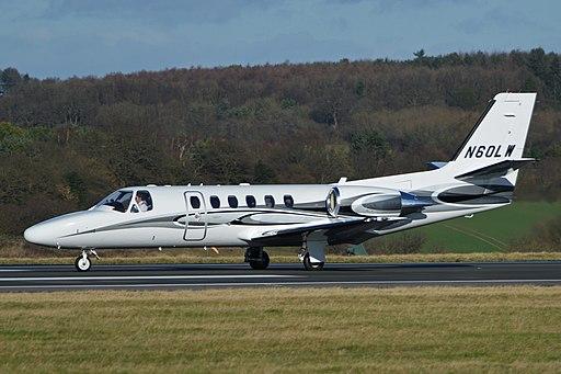 Cessna Citation Bravo'N60LW' (12206787674)