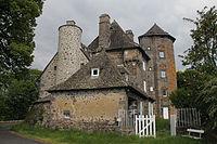 Château de Ragheaud - Façade Ouest.JPG