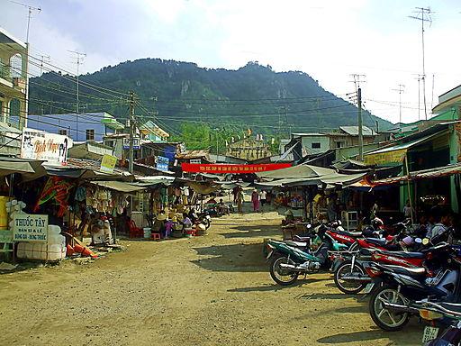 Chợ Ba Thê (cũ)