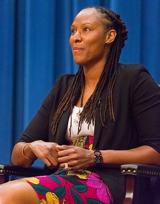 Chamique Holdsclaw - Image: Chamique Holdsclaw