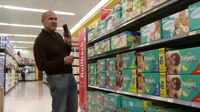File:Changing a Baby s Diaper Pampers.webm