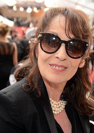 Chantal Lauby - Chantal Lauby at the 2014 Cannes Film Festival