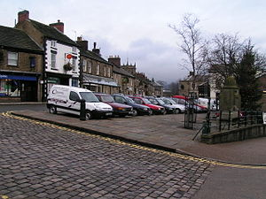 Chapel-en-le-Frith, Derbyshire