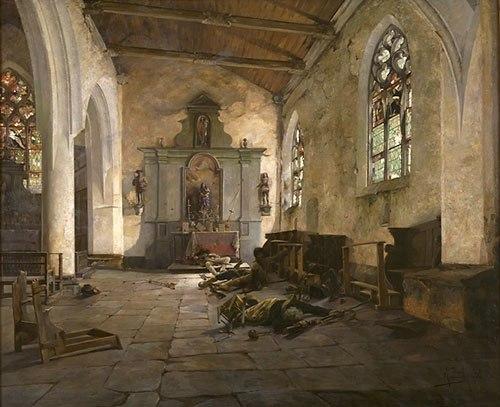 Chapelle de La Madeleine à Malestroit
