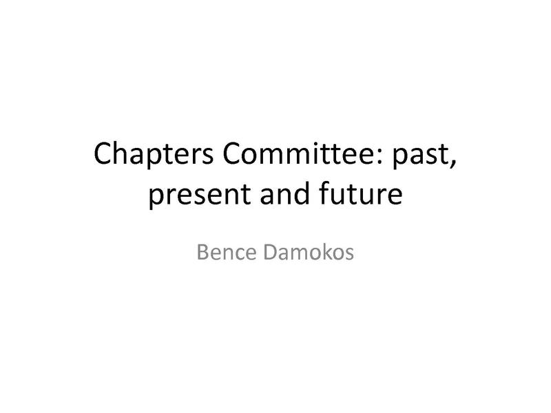 Fájl:Chapters Committee Past Present Future – Bence Damokos Wikimania 2012 presentation.pdf