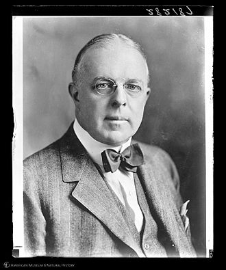 Charles Hayden (banker) - Photo showing Charles Hayden in 1934, from the American Museum of Natural History Digital Special Collections