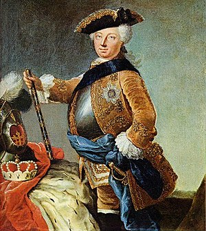 Charles William Frederick, Margrave of Brandenburg-Ansbach - Image: Charles William, margrave of Brandenburg Ansbach