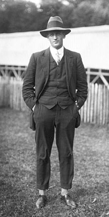 Charles Winslow, 1912