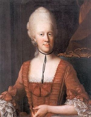 Princess Charlotte of Saxe-Meiningen - Image: Charlotte Amalie of Saxe Meiningen