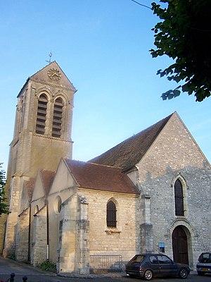 Chavenay - Chavenay church