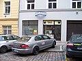 Chelčického, taxi shop.jpg