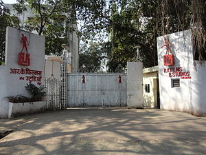 Chembur - R. K. Films and R. K. Studio was established in Chembur in 1948
