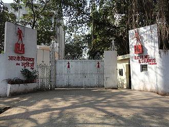 Chembur - R. K. Films and R. K. Studio was established in Chembur in 1948