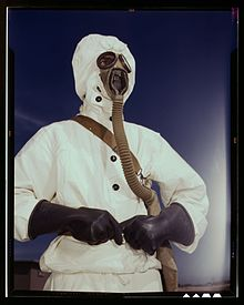 chemical protective clothing wikipedia