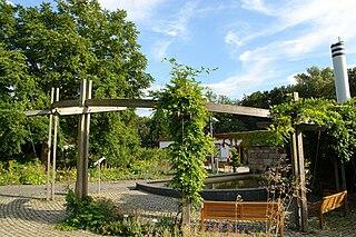 Botanischer Garten Der Universität Tübingen Wikivividly