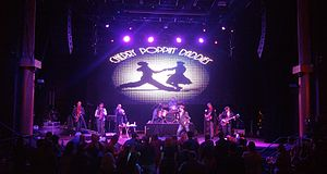 Cherry Poppin' Daddies - Cherry Poppin' Daddies performing in California in 2017.