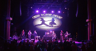 Picture of a band or musician: Cherry Poppin' Daddies