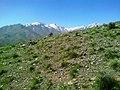 CheshmeQassaban of Mountain Alvand.jpg