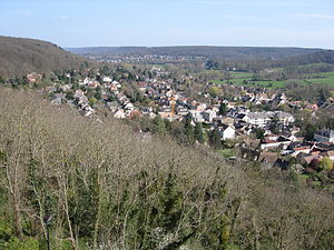 Vallée de Chevreuse - Image: Chevreuse Valley 1