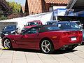 Chevrolet Corvette C6 Convertible 2010 (19711825800).jpg