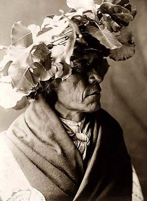 Porcupine (Cheyenne) - Porcupine in 1910