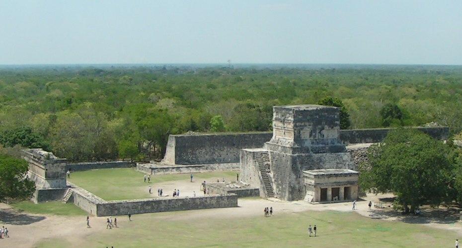Chichén Itzá - Juego de Pelota