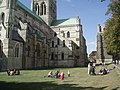 Chichester Cathedral - geograph.org.uk - 1484460.jpg