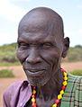 Chief, Dassanech Tribe, Ethiopia (15186200766).jpg