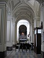 Chiesa di Santa Maria della Provvidenza, interno, navata destra (Zafferana Etnea).jpg
