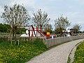Children's play area, Newport Wetlands Reserve - geograph.org.uk - 1346887.jpg