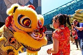 Nouvel An chinois — Wikipédia