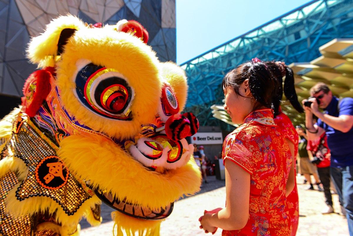 Nouvel an chinois wikip dia - Photo dragon chinois ...