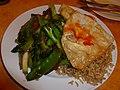 Chinese food (chifa) at Chifa Real - San Isidro - Lima Peru (4869235513).jpg