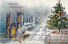 Addobbi Natalizi Tedeschi.Natale In Germania Wikipedia