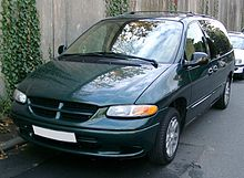 Chrysler Voyager front 20071030.jpg